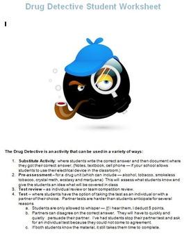 Drug Detective