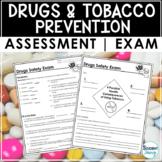 Drug Prevention Test | Tobacco Vaping Health Exam | Assessment