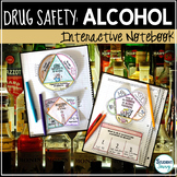 Drug Safety: Alcohol Prevention Interactive Notebook