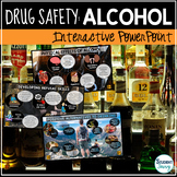 Drug Safety: Alcohol Prevention Interactive PowerPoint - Google Slides