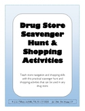 Drug Store Shopping Activities