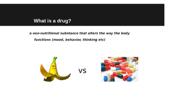 Drug Unit Powerpoints