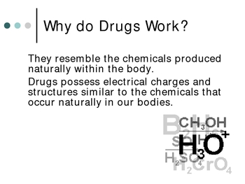 Drug Use Misuse and Abuse PowerPoint Presentation Lesson Plan
