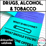 Drugs & Alcohol Health Interactive Notebook