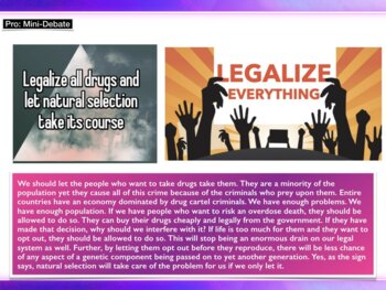 Drug Law - Alcohol Law - State Law - Federal Law - Criminal Law - 70 Slides