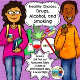 Drugs, Alcohol, and Smoking (Differentiated)