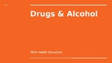 Drugs and Alcohol PowerPoint Presentation (100+ Slides!)