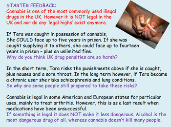 Drugs and Law UK