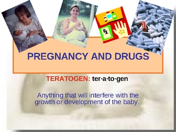 Drugs and Pregnancy including FAS