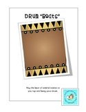 """Drum """"Beats""""- Use Music and Children's Literature to Devel"""