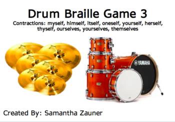 Drum Braille Game 3