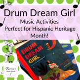 Drum Dream Girl | Musical Extensions for Hispanic Book