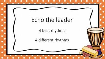 Drum Ensemble Composition