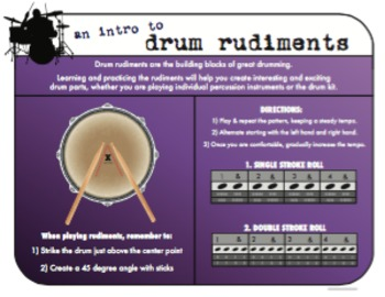 Drum Kit Starter Pack