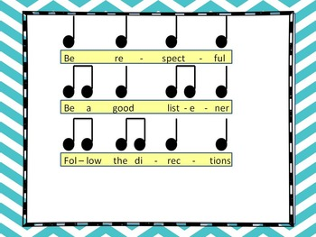 Drum Rules/Drums Rule!  Beginning of the Year Music Activity