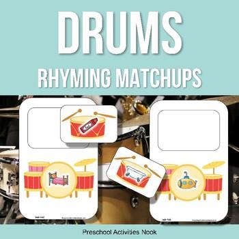 Drum Set Rhyming Matchups
