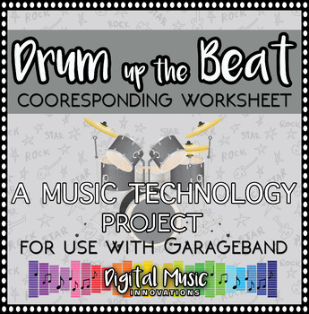 Drum Up the Beat Worksheet