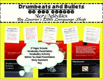 Drumbeats and Bullets by Jim Murphy Bundle