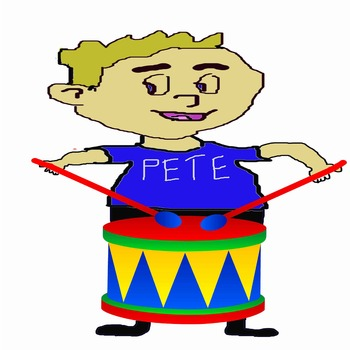 Drummer Pete Plays Fast and Slow