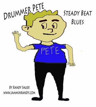 Drummer Pete Steady Beat Blues