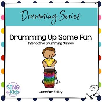Drumming Up Some Fun: An Interactive Drumming Game