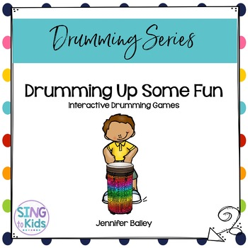 Drumming Up Some Fun: An Interactive Drumming Game