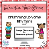 Drumming Up Some Rhythms: Level 4