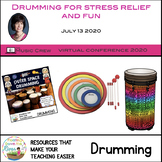Drumming for Stress Relief and Fun TPT Music Crew Virtual