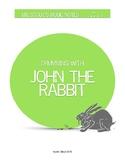 Drumming with John the Rabbit