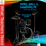 Drums, Girls, and Dangerous Pie Novel Study Guide / Litera