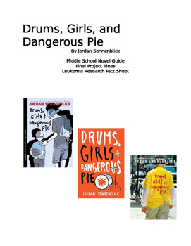 Drums, Girls, and Dangerous Pie Novel Guide