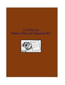 Drums, Girls and Dangerous Pie Novel Unit