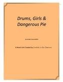 Drums, Girls, and Dangerous Pie Novel Unit Plus Grammar