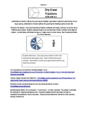 Dry Erase Fractions Center Activity