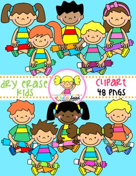 Dry Erase Marker Kids