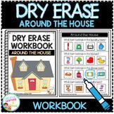 Dry Erase Workbook: Around the House