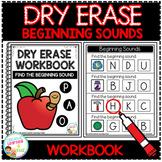 Dry Erase Workbook: Beginning Sounds