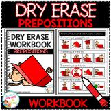Dry Erase Workbook: Prepositions