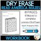 Dry Erase Workbook: Read Across America Mazes