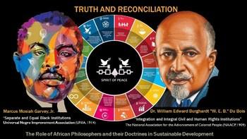 10. Du Bois and Marcus Gavrey