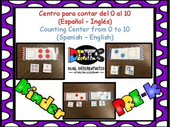 Dual Counting Center from 0 to 10