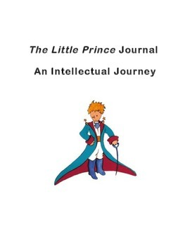 The Little Prince Dual Entry Reading Journal