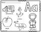 Dual Language Alphabet Coloring Sheets