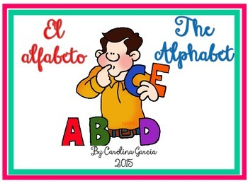 Dual Language/ Bilingual Alphabet Cards