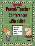 Dual Language Bilingual Parent Teacher Conferences Forms i