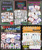 Dual Language Mega Bundle - Labels, Posters & Signs