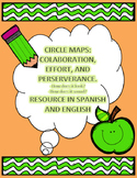Dual Language Circle Maps (Spanish and English)