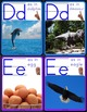 Dual Language - Classroom Alphabet Bilingual version (with