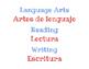 Dual Language Classroom Area Signs