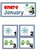 Dual Language Classroom Calendar